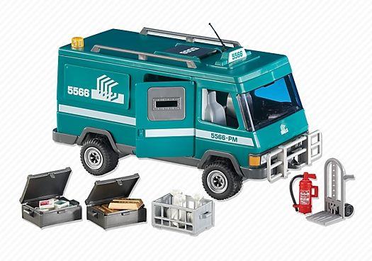 Převoz peněz 6505 Playmobil Playmobil