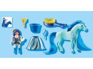 Princezna Luna s koněm 6169 Playmobil Playmobil