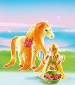 Princezna Sunny s koněm 6168 Playmobil Playmobil