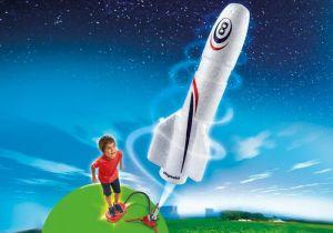 Raketa s pružinou 6187