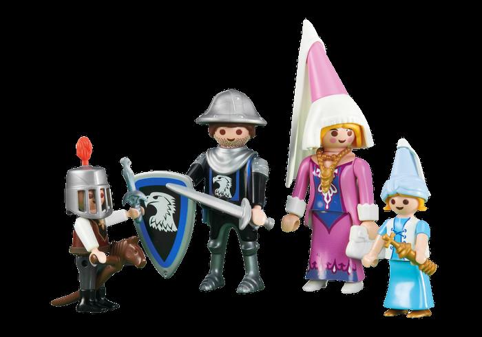 Rytířská rodina 6324 Playmobil Playmobil
