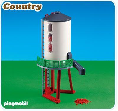 Silo 6262 Playmobil Playmobil