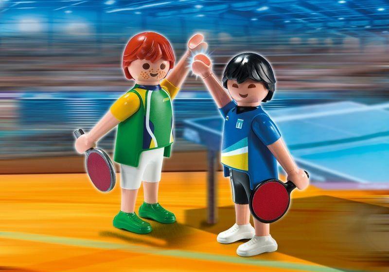 Stolní tenisté 5197 Playmobil Playmobil