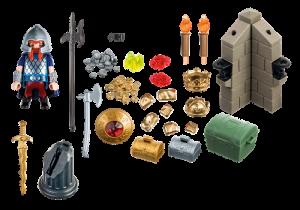 Stráž královského pokladu 6160 Playmobil Playmobil