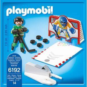 Trénink střelby 6192 Playmobil Playmobil