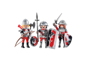 Tři Jestřábí rytíři 6381 Playmobil Playmobil