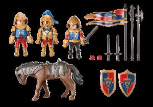 Tři Lví rytíři 6006 Playmobil Playmobil