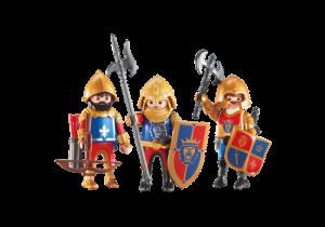 Tři Lví rytíři 6379 Playmobil Playmobil
