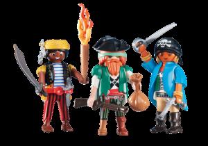 Tři piráti 6434 Playmobil Playmobil