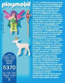 Víla s kouzelným srncem 5370 Playmobil Playmobil