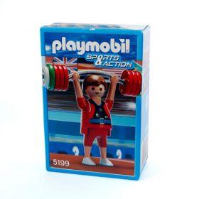Vzpírání 5199 Playmobil Playmobil