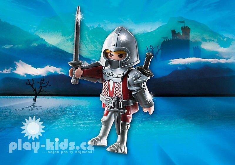 Železný rytíř 6821 Playmobil Playmobil