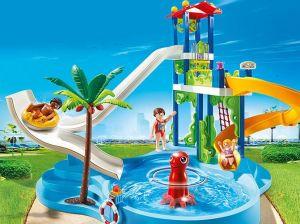 Aquapark se skluzavkami 6669