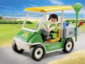 Auto správce kempu 5437 Playmobil Playmobil