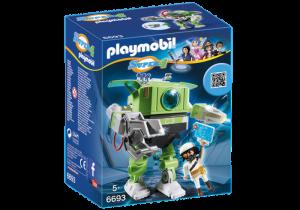 Čistič 6693 Playmobil Playmobil