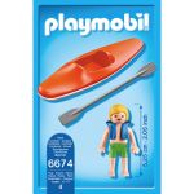Dětský kajak 6674 Playmobil Playmobil