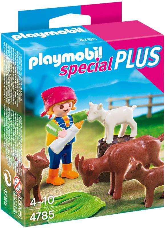 Dívka s kozičkami 4785 Playmobil Playmobil