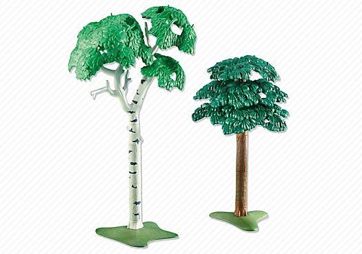 Dva listnaté stromy 6472 Playmobil Playmobil