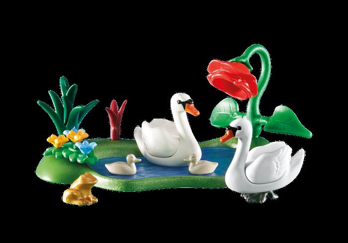 Dvě labutě na rybníku 6359 Playmobil Playmobil