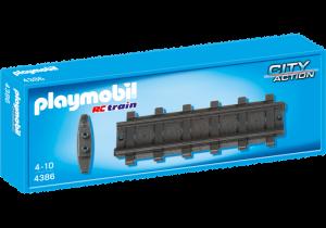 Dvě rovné kolejnice 4386 Playmobil Playmobil