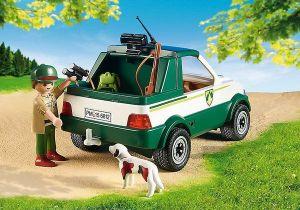 Hajný s pick-upem 6812 Playmobil Playmobil
