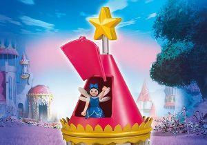 Hudební květinové město s Twinkle a Donellou 6688 Playmobil Playmobil
