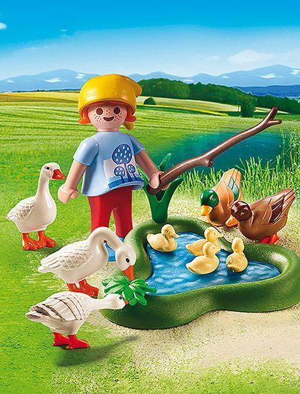 Kachny a husy 6141 Playmobil Playmobil