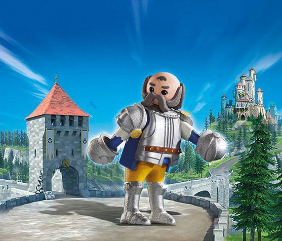 Královský strážce Ulf 6698 Playmobil Playmobil