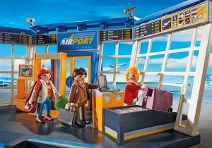 Letiště s řídící věží 5338 Playmobil Playmobil