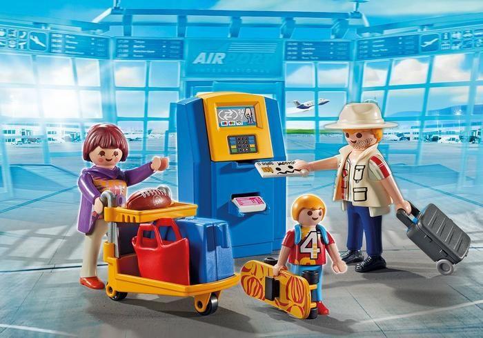 Letištní automat 5399 Playmobil Playmobil