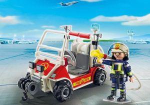 Letištní hasiči 5398 Playmobil Playmobil