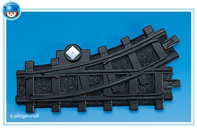 Levá výhybka 4388 Playmobil Playmobil