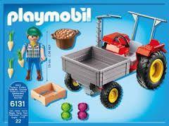 Malotraktor 6131 Playmobil Playmobil