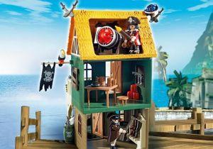 Maskovaná pirátská pevnost s Ruby 4796 Playmobil Playmobil
