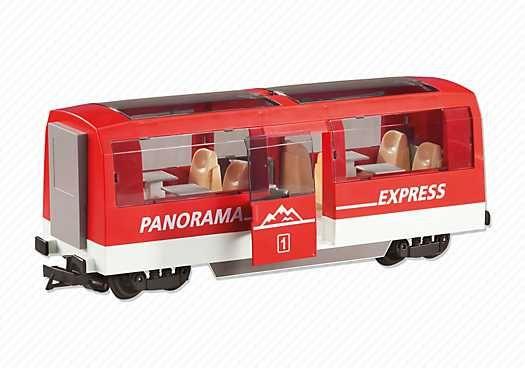Osobní vagón 6342 Playmobil Playmobil