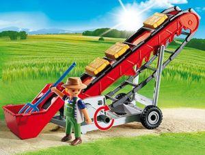 Pásový dopravník 6132 Playmobil Playmobil