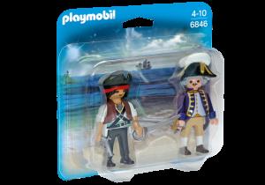 Pirát a voják 6846 Playmobil Playmobil