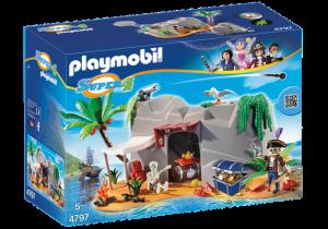 Pirátská jeskyně 4797 Playmobil Playmobil