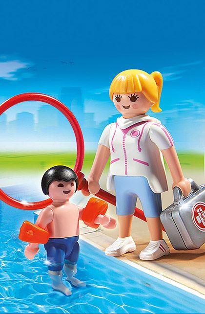Plavčice 6677 Playmobil Playmobil