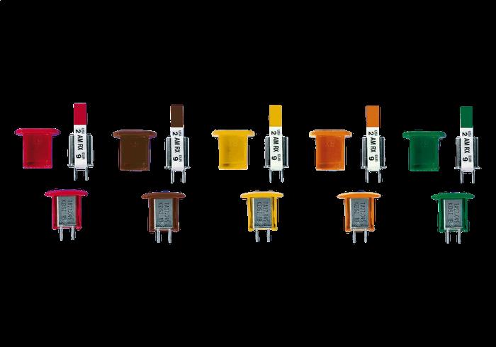 Pojistka 27,145 MHz, žlutá 7570 Playmobil Playmobil