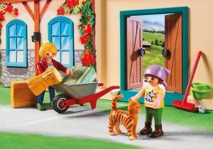 Přenosná farma 4897 Playmobil Playmobil
