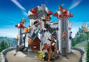 Přenosný hrad Černého barona 6697