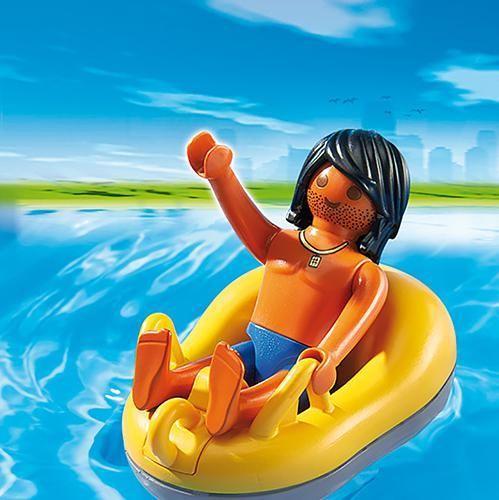 Raft 6676 Playmobil Playmobil