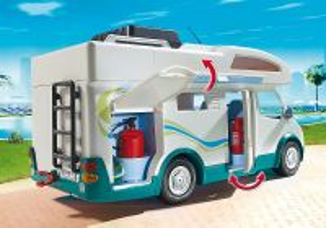 Rodinný obytný vůz 6671 Playmobil Playmobil