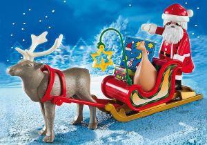 Santa na saních 5590 Playmobil Playmobil