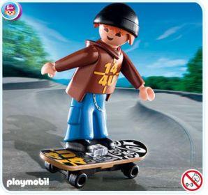 Skateboardista 4754