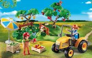 Sklizeň ovoce 6870 Playmobil Playmobil