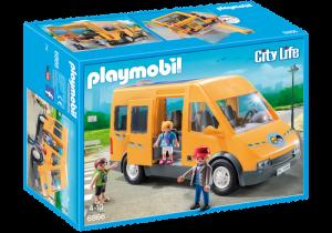 Školní autobus 6866 Playmobil Playmobil