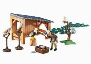 Sokolnictví 6471 Playmobil Playmobil