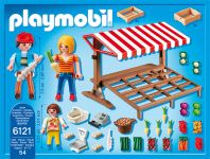 Stánek se zeleninou 6121 Playmobil Playmobil